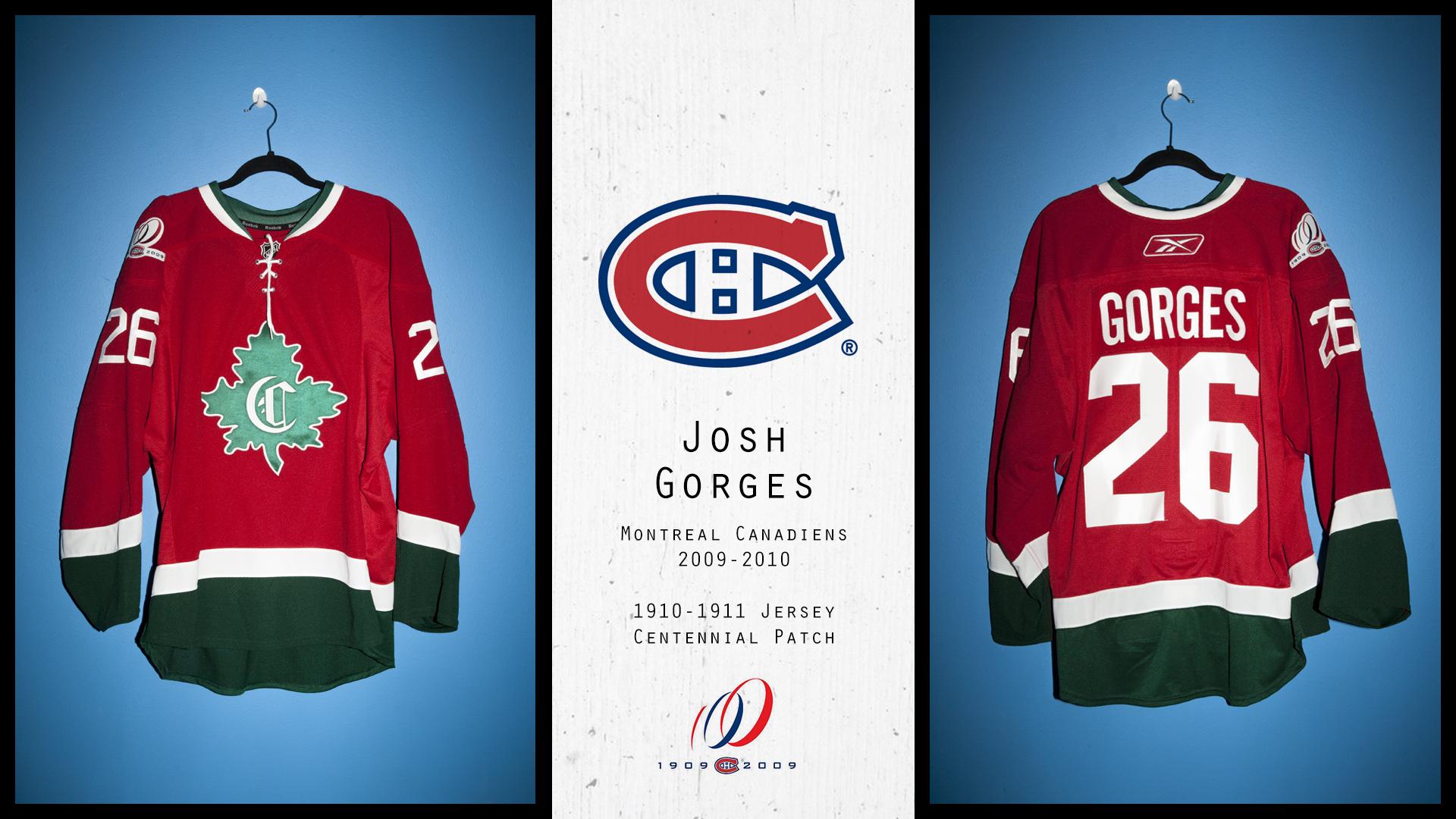 ... 033GorgesHabs0910 Montreal Canadiens Centennial 1915-16 ... a785926356b